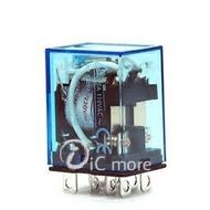 LY2N-J-AC110/120V OMRON LYJ系列 (附燈)小型功率繼電器RELAY(含稅)【佑齊企業 iCmore】