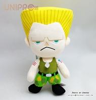 【UNIPRO】快打旋風 Street Fighter 阿力固 蓋爾 Guile Q版 玩偶 玩具 日貨 禮物 懷舊