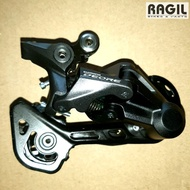 Rd Rear Derailleur Shimano Deore M4120 Sgs 10 11 Speed Original