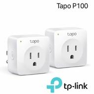 TP-Link Tapo P100 迷你型 無線 Wi-Fi 智慧插座(支援Google Nest Mini)