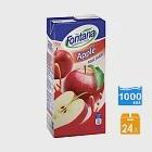 Fontana 蘋果汁 1公升 (2箱--共24瓶)