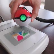 寶可夢 悠遊卡 寶貝球造型