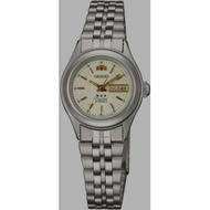 Orient FNQ04005C Women's 3 Star Stainless Steel Automatic Watch