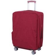 24นิ้วแท่งลากกระเป๋าเดินทางกระเป๋าเดินทาง28กระเป๋ากันฝุ่นยืดหยุ่นเสื้อกล่องใส่ของพับได้26สวมใส่-Resisting 20