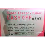 日本藥王製藥 光伸免稅店 EASY OFF食物纖維(4.3g*120包)