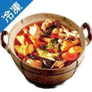 崇華齊川味麻辣鍋物(奶素)14000G