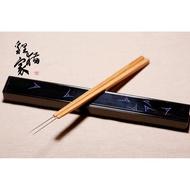 【時光小店】現貨日本和果子針切菊工具和菓子針切工具手工制作菊針盒裝