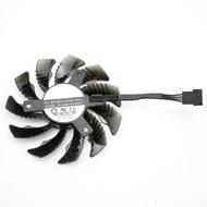 3ชิ้น/เซ็ตPLD08010S12HHพัดลมทำความเย็นGigabyte AORUS GTX 1060 1070 1080 G1 GTX 1070Ti 1080Ti 960 970 980Tiระบายความเย็นสำหรับวิดีโอการ์ดพัดลม
