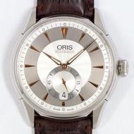 ORIS オリス アートリエ スモールセコンド デイト 7582 自動巻 メンズ 中古美品