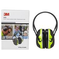 【現貨】3M X4A PELTOR頭戴式耳罩 工業防護 隔音耳罩 射擊 打靶 防音耳罩 NRR值27dB 3M-X4A