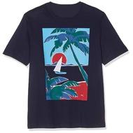 Brax mens Taylor Mercerized Jersey Summer Shirt, t-shirt