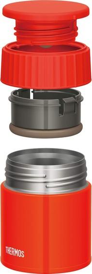 多色 日本直送 2018年新款 THERMOS膳魔師 300ml 真空隔熱悶燒杯 攜帶型 雙層不銹鋼 保溫保冷 悶燒罐 JBQ-301 日本必買代購