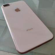 256二手中壢面交iPhone 8 plus 256G 5.5吋金色 全機正常 8p256 8plus 二手機
