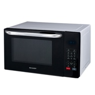 SHARP 夏普 25L 多功能自動烹調燒烤微波爐 R-T25KG(W)