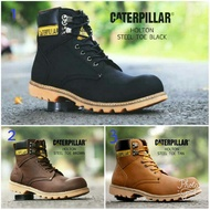 Caterpillar Holton Safety Shoes Safety Boots Tracking Field Work - Project