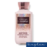 A Thousand Wishes Body Lotion Bath&BodyWorks
