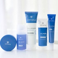 Paket Komplit Emina Ms Pimple Acne Solution 5 in 1