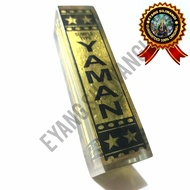 Buhur Sumple Yaman Press Fiber Size Kecil High Quality