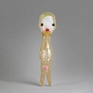 新玩藝 投資...加藤泉 公仔 中國美術館展覽 限定400