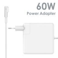 Northjo MacBook Pro เครื่องชาร์จอากาศ,AC 60W MagSafe 1 L-TIP Power Adapter เปลี่ยนเครื่องชาร์จสำหรับ MacBook Pro 13 นิ้ว (ก่อนกลางปี 2012)