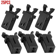 25Pcs Replacement Touch Latch Spare Catch Brabantia for Bread Bin Lid Curver