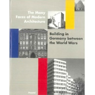 The Many Faces of Modern Architecture -9783791313665