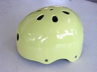 TAROKA【太魯閣】~~自行車洞洞安全帽~粉黄及黑色