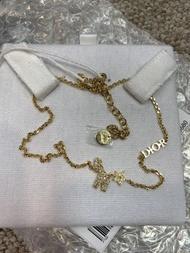 【Go時尚】2020 Dior D'OREILLES DIOR 迪奧 字母項鍊 長頸鹿