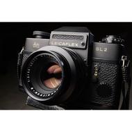 徠卡Leica SL2 相機 +50mm f 2.0機械式底片機