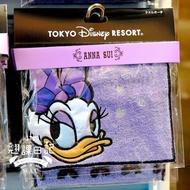 預購-東京迪士尼樂園ANNA SUI商品 黛西小毛巾