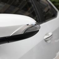 W豐田 TOYOTA 14-18年 11代 11.5代 ALTIS 後視鏡飾條 後視鏡裝飾亮條  保護亮條 倒車鏡條