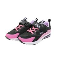 【領券最高折$430】FILA KIDS 大童 -兒童 童鞋 反光 MD 氣墊運動鞋-紫 3-J405V-029 (C2)【陽光樂活】