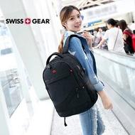 SG-28【SWISSGEAR】瑞士軍刀 後背包 USB雙肩 筆電 商務17吋大容量 多功能 旅行筆電背包