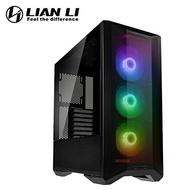 【LIAN LI 聯力】Lancool II Mesh ARGB 玻璃透側機殼(黑)【三井3C】