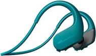 LGFSM Headset Waterproof Swimming Running Mp3 Music Player One Earphone (Color : Green)