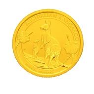 『限時89折』2020年澳洲袋鼠金幣-1/4盎司(OZ)