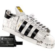 LEGO 樂高 10282 愛迪達 adidas Originals Superstar