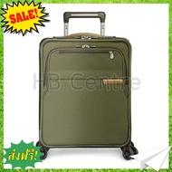 ราคาพิเศษ!! กระเป๋าเดินทาง BRIGGS & RILEY รุ่น U119CXSP-7 ขนาด 18 นิ้ว สี Olive แบรนด์ของแท้ 100% พร้อมส่ง ราคาถูก ลดราคา ใช้ดี คงทน คุ้มค่า หมวดหมู่สินค้า กระเป๋าเดินทาง กระเป๋ามีล้อลาก