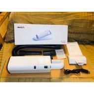 AIKESI 車用家用 120W乾溼兩用手持吸塵器 (白色 充電款)