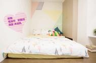 住宿 特惠 8 折起 ❤ 溫馨2人房 / 近車站 、夜市、停車場、免費寄放行李、WIFI、洗衣機、廚房 台中市, 台灣地區