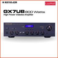Kevler Professional GX-7UB 800Watts Karaoke Amplifier