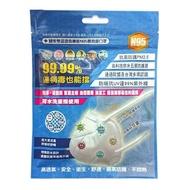台灣精碳N95口罩 1片/袋