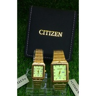 [NEW ARRIVAL] CITIZEN Couple Watch For Men and Women