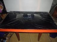 液晶電視維修零件板便宜賣很大INFOCUS-60吋底座含螺絲1500元