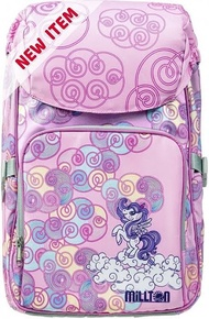 Millton 護脊減重書包 << Adorable Unicorn >> (24L)
