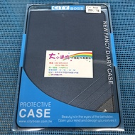 【大小通吃】City Boss Asus ZenPad 3S 10 磨砂系列 藍色 掀蓋皮套 防摔 軟殼 Z500KL