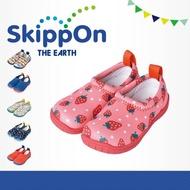 日本【Skippon】「ISEAL VU系列」兒童休閒機能鞋〈草莓點點 〉