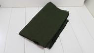 【可寄出國】 素紗節棉/A7  可換濾材皺摺立體布口罩
