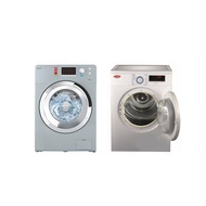 EuropAce Deluxe Silver Washer EFW 7700S + Dryer EDY 7701S