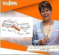 Authentic 24 Alkaline C with FDA Halal Cert Superbrands (100 caps)